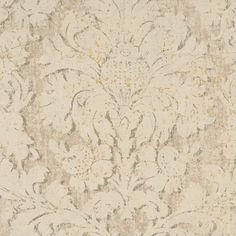 Artemesia Damask - Linen - Damasks - Wallcovering - Products - Ralph Lauren Home - RalphLaurenHome.com