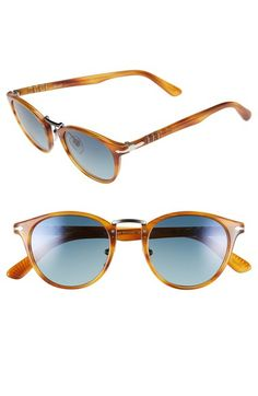 Persol+49mm+Polarized+Sunglasses+available+at+#Nordstrom