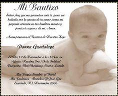 Oraciones para bautizo para imprimir gratis - Imagui