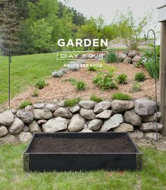 My backyard........ Makes me think of home -Garden: Raised Bed | The Fresh Exchange Blog