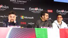 Gianluca can't handle it.