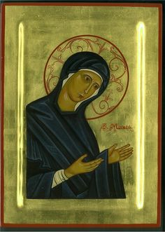 St. Monica mother of St. Augustus