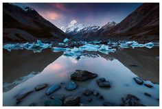 Hooker Lake by SvenMueller on DeviantArt