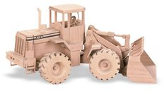 PATTERNS & KITS :: Construction :: 67 - The Front End Loader -