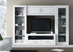 Modern Tv Room, Modern Tv Wall Units, Modern Tv Cabinet, Tv Rack Design, Tv Cabinet Design, Tv Unit Decor, Tv Wall Decor, Small Flat Decor, Entertainment Wall Units