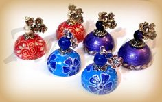 Paper Quilling Jewelry, Paper Bead Jewelry, Quilling Earrings, Tatting Jewelry, Quilling Craft, Quilling Ideas, Thread Jewellery, Quilling Designs, Paper Beads