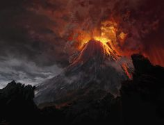 vulcão