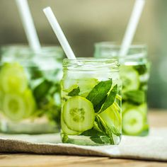 Cucumbers are a tasty healthy vegetable that help you stay hydrated and give you essential vitamins and nutrients for energy and a healthy body. Check out these awesome cucumber recipes that include infused water recipes using cucumber.