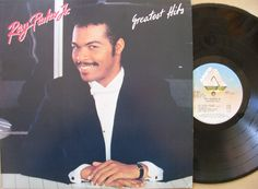"RAY PARKER Jr. & RAYDIO  1982 ""Greatest Hits"" Near-Mint Condition vinyl album"