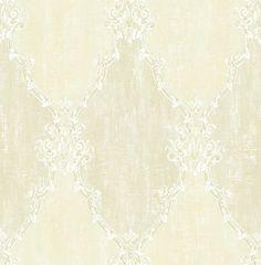 Astoria Grand Therrien Antique Framework L x W Wallpaper Roll Colour: Light Gold/Beige Kitchen Wallpaper, Brick Wallpaper, Wallpaper Roll, Pattern Wallpaper, Unique Wallpaper, Contemporary Wallpaper, Vinyl Paper, Types Of Lighting, Perfect Pillow