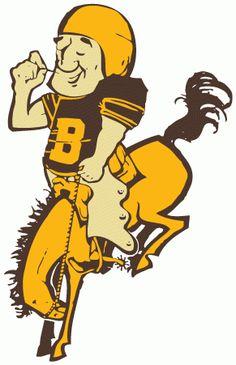 Cool item: Denver Broncos old logo Decal $ Bag | denver broncos ...