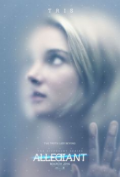 """Tris and Four Are Trapped in First Teaser Posters for """"Allegiant"""" - Seventeen.com"""