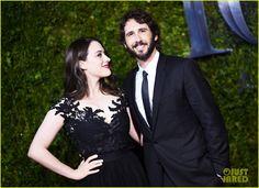 Josh Groban & Girlfriend Kat Dennings Couple Up at Tony Awards 2015!