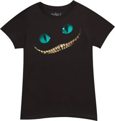 Jr Cheshire Smile Alice In Wonderland shirt T-Shirt - 80sTees.com T-Shirt Review