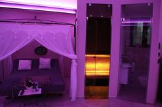 Steam room in SPA Area ## Dampfbad im SPA Bereich