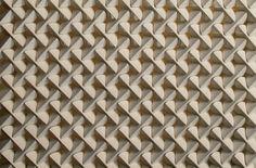 Kenzan clay impression