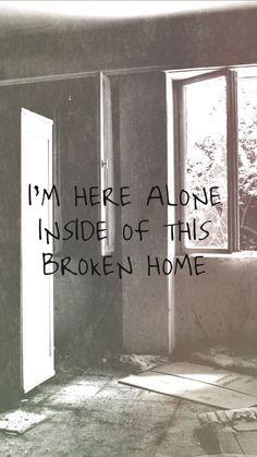 broken home // sounds good feels good 5sos Songs, 5sos Lyrics, Music Lyrics, 5 Seconds Of Summer Lyrics, 5sos Wallpaper, Lyric Art, Sounds Good, 1d And 5sos, Second Of Summer