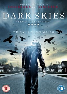 From the producers of Paranormal Activity, Insidious, and Sinister comes Dark Skies: a supernatural thriller that follows a young family living in the suburbs. Description from dvdplanetstore.pk. I searched for this on bing.com/images