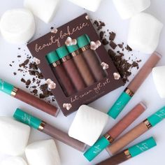 Last CHANCE for this Delectable Deal! It'll be gone by Monday or Tuesday November 15th!  https://www.beautybakerie.com/collections/lip-whip/products/hot-cocoa-set