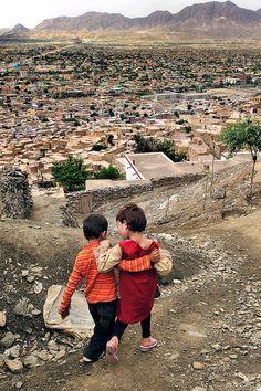 de vriendschap tussen Amir en Hassan