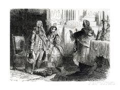 Marriage of Louis XIV and Madame De Maintenon