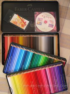 Faber-Castell Polychromos set of 120