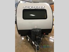 New 2020 Forest River RV R Pod RP-190 Travel Trailer at Quietwoods RV | Neenah, WI | #20424 Best Travel Trailers, Small Camper Trailers, Small Campers, Cargo Trailers, Campers For Sale, Rv For Sale, R Pod, Sturgeon Bay, Forest River Rv