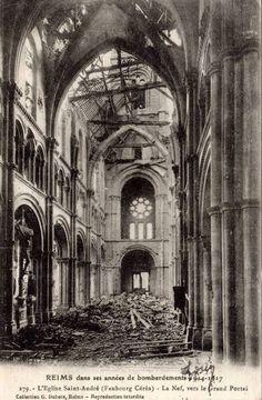 Amicarte 51 Reims: Reims 14-18 - Chère Camille...