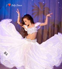 Cute Little Girl Dresses, Cute Little Girls, Flower Girl Dresses, Girls Dance Costumes, Belly Dance Costumes, Baby Girl Dress Design, Dance Like This, Belly Dancers, Julia