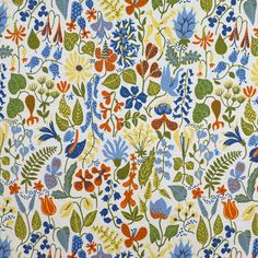 "Stig Lindberg ""Herbarium"" colours"