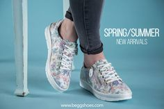 Spring Shoes, what's in this season. Browse our newest arrivals. #springshoes #springfashion #shoetrends #ss18