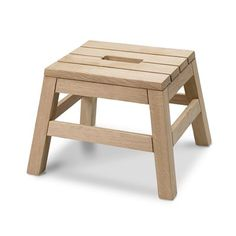 Dania Stool -- a perfect step-up stool for kids
