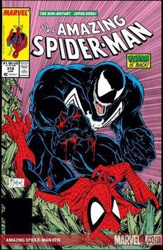 Las 25 mejores portadas de Spiderman de toda su arácnida historia