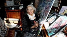Mirka Mora- Australian artist