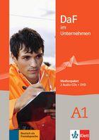 DaF im Unternehmen A1 978-3-12-676442-1 Andreea Farmache, Regine Grosser et. al.  www.klett-sprachen.de/daf-im-unternehmen