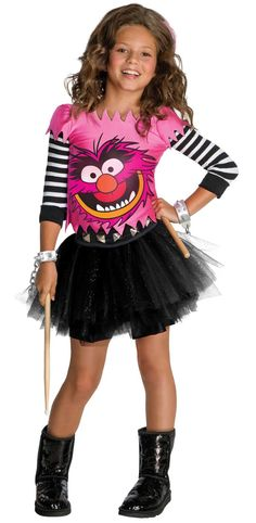 The Muppets Girl Animal Child Costume -Large (12-14)! 478ec5caeff