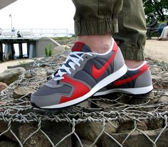 NIKE AIR VENGEANCE 429627 004 | funkyshoes.pl