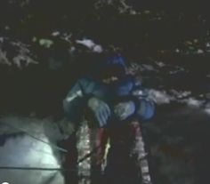 """The body of David Sharp still lies at the top of Mount Everest in """"Green Boots"""" cave"""