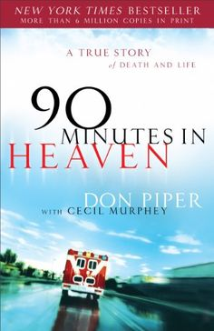 90 Minutes in Heaven: A True Story of Death and Life by Don Piper,http://www.amazon.com/dp/0800759494/ref=cm_sw_r_pi_dp_bFoisb0WDVHGHCFV