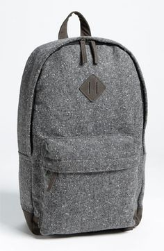 Topman Tweed Backpack available at #Nordstrom