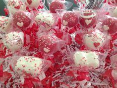 I love You - Cake Pops