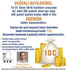 DXN Türkiye Icing on the Cake (Krema üzerine Kek) Ek pazarlama planı.