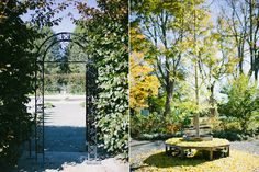 A charming and elegant garden wedding at the Massachusetts Horticultural Society in Wellesley by Boston and Seattle photographer, Siri Schwartzman.
