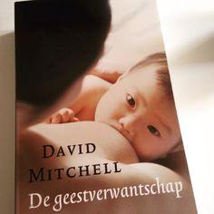 #boekperweek 47/53. De geestverwantschap van David Mitchell.