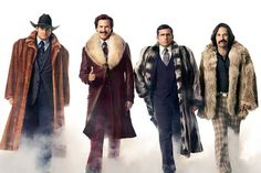 """""""ANCHORMAN 2: THE LEGEND CONTINUES: SUPER SIZED R RATED VERSION"""" IN THEATERS FEBRUARY 28 FOR ONE-WEEK EXCLUSIVE RUN 
