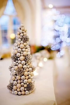 Winter wedding decorations that youll like happywedd 31 winter wedding decorations that youll like junglespirit Choice Image