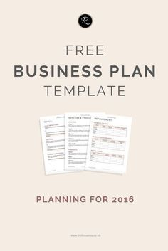 Tips For Starting Your Own Company Entrepreneurs Pinterest - Free business plan templates for startup businesses