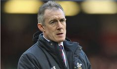 Rob Howley: I want Wales players to express themselves against South Africa