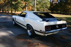 """1970 Ford Mustang """"Boss 302"""""""