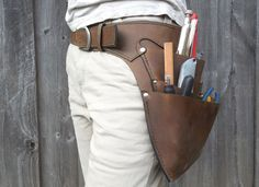 Basic Tool Belt  - Perfect for woodworkers, finish carpenters and task masters.